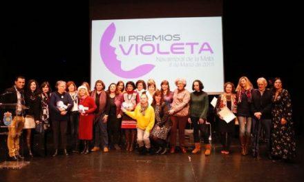 Abierto el plazo para presentar candidaturas a los IV Premios Violeta
