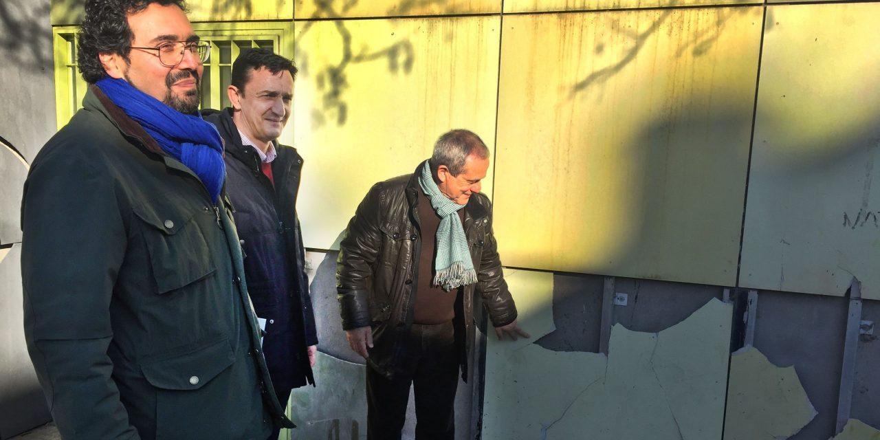El PP moralo pide al Ayuntamiento que acometa la obra del comedor de El Pozón