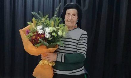 Munda cumple 101 años y Casas de Belvís le felicita