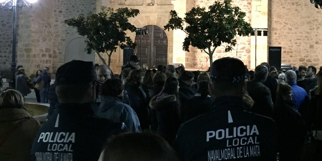 Parte quincenal de la Policía Local morala