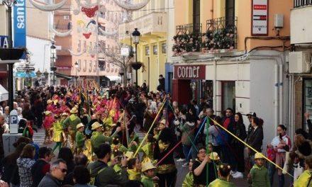 El CEIP El Pozón ganador del Desfile Estudiantil del Carnavalmoral 2019