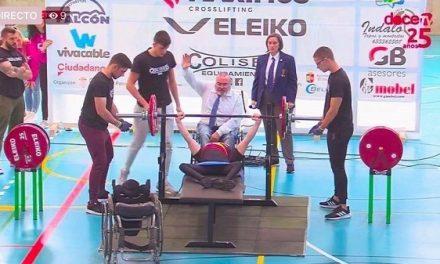 Loida Zabala consigue su decimocuarto título de campeona de España de Para Powerlifting