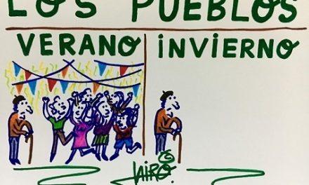 Los Pueblos – Las Viñetas de Jairo Jiménez