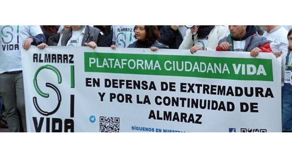 La Plaforma Ciudadana Vida convoca una manifestación a favor de la continuidad de CNA