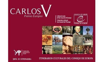 El XIII Premio Europeo Carlos V recae en los Itinerarios Culturales del Consejo de Europa