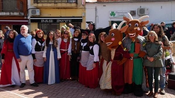 Valdelacasa de Tajo acoge la representación de Geopaca Folk