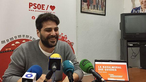 El PSOE moralo lanza una campaña para recoger sugerencias