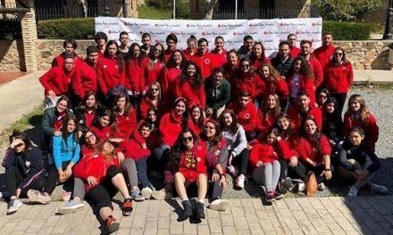 Cruz Roja Juventud Extremadura celebra su Encuentro Autonómico 2019 en Pasarón de la Vera