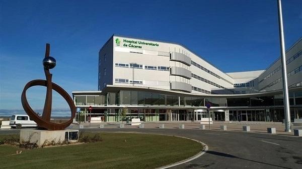 Comienzan a funcionar los quirófanos del Hospital Universitario de Cáceres