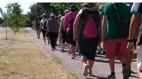 """Navalmoral organiza la II Ruta """"Convivencia Senderista"""" para personas mayores"""