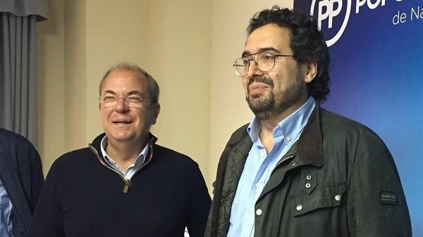 El PP moralo vuelve a salir a la calle, en esta ocasión con José Antonio Monago