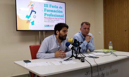 Navalmoral presenta la III Feria de la Formación Profesional