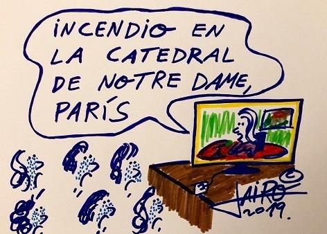 Sin palabras – Las Viñetas de Jairo Jiménez