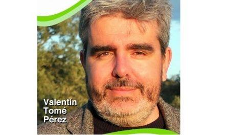 Valentín Tomé es el cabeza de lista de Unidas por Navalmoral a la Alcaldía morala