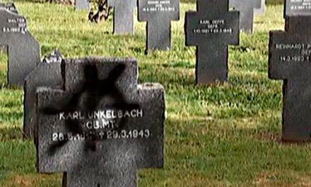 Actos vandálicos en el Cementerio Alemán de Cuacos de Yuste