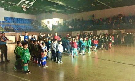 """Finaliza con éxito el VII Torneo de Fútbol Sala """"Ciudad de Navalmoral"""""""