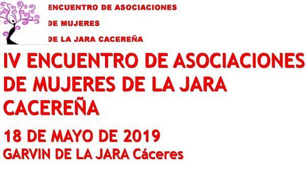 Garvín espera a unas 200 socias en el IV Ecuentro de Mujeres de la Jara