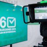 Extremadura prepara el Centro de Difusión de Datos para las elecciones autonómicas