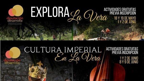 La Vera ofrece múltiples actividades turísticas gratuitas