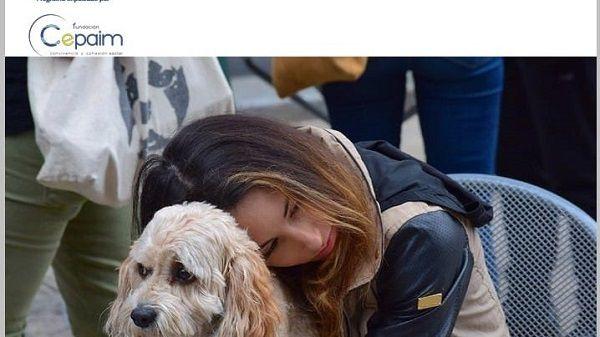 Cepaim organiza un taller de terapia asistida con animales en Navalmoral