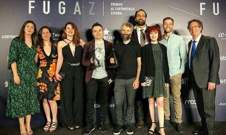 El director moralo,Rubin Stein, hace doblete en los Premios Fugaz 2019