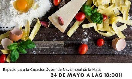 El ECJ moralo organiza un Taller Gastrocultural de Pasta Artesanal
