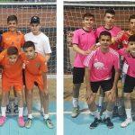 Finaliza con éxito el VII Proyecto Intercentros Fútbol Sala