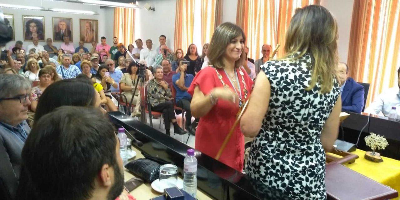 Raquel Medina encabeza el nuevo Ayuntamiento moralo
