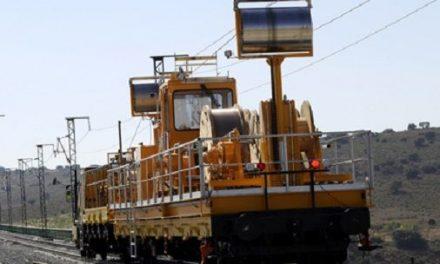 Adif AV adjudica el primer contrato para la electrificación de la Línea Madrid-Extremadura