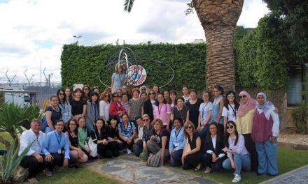 Mujeres de la asociación internacional WIN (Women in Nuclear) visitan CNA