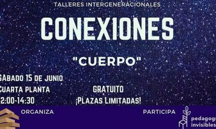 """El Centro Cultural la Gota celebra los talleres intergeneracionales """"Conexiones"""""""