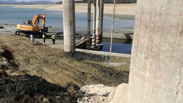Dan comienzo en Peraleda de la Mata las obras de emergencia para solucionar los problemas de riego