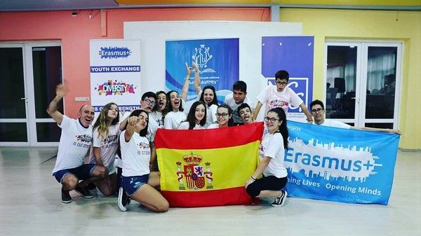 Jóvenes de Majadas participan en tres Intercambios Juveniles Europeos