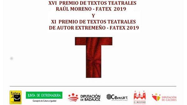 FATEX convoca sus premios de textos teatrales