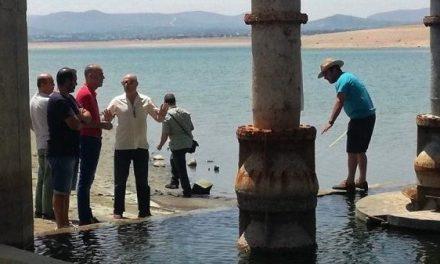 La Junta insta a Iberdrola y la CHT a buscar una solución de urgencia para el riego de Peraleda