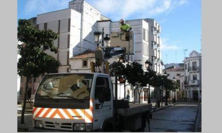 Navalmoral continuará con la renovación del alumbrado público