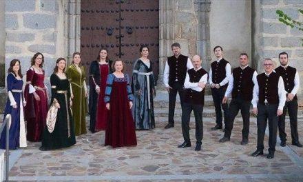 Camara Antiqva actuará en Yuste en un concierto conmemorativo del fallecimiento de Carlos V