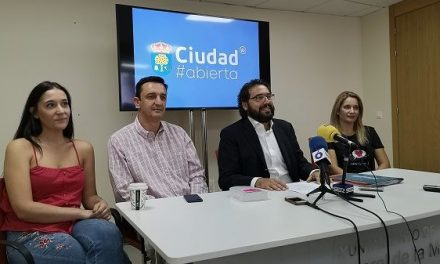 El GMP tilda de irresponsable el comportamiento de la alcaldesa Raquel Medina