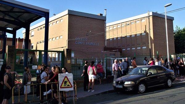 Se cancela la concentración convocada por el AMPA del Colegio Campo Arañuelo