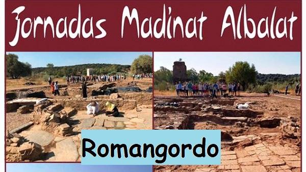 Romangordo recorta el programa de puertas abiertas en Madinat Albalat por la previsión de lluvia