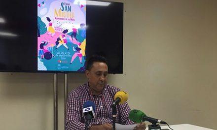 Navalmoral presenta el Programa Oficial de San Miguel 2019