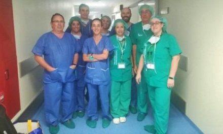 El Hospital Universitario de Cáceres implanta una nueva técnica de cirugía mamaria para la extirpación segura del tumor