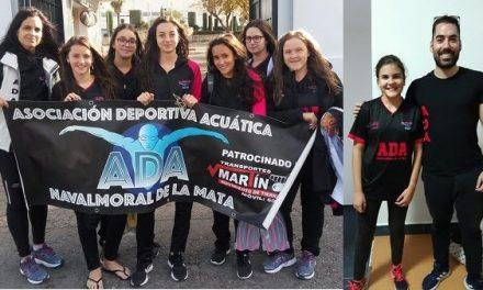 10 socorristas de ADA-Navalmoral disputan en Cáceres la jornada inicial de la liga
