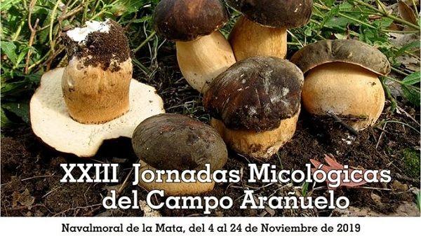 Dan comienzo las XXIII Jornadas Micológicas del Campo Arañuelo