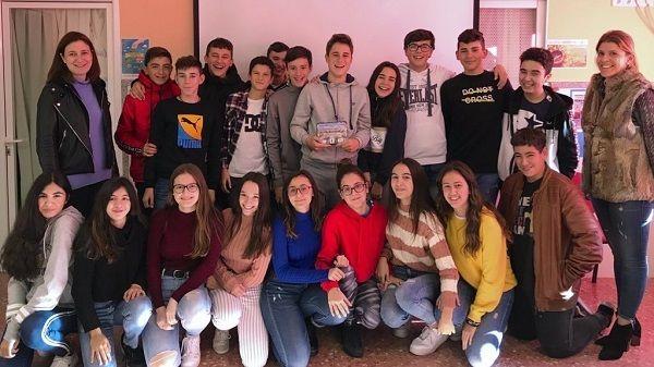 """Los Maristas de Navalmoral consiguen la """"Mejor Idea Emprendedora en el Medio Rural 2019"""" del Ayto de El Gordo"""