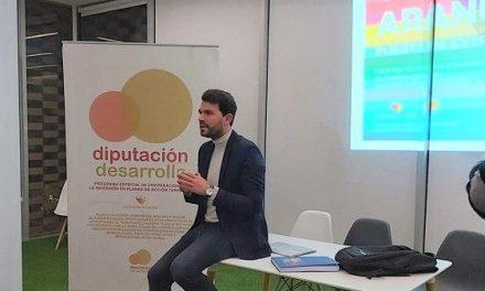 Diputación presenta en La Gota el Catálogo de Recursos contra la despoblación del Campo Arañuelo.