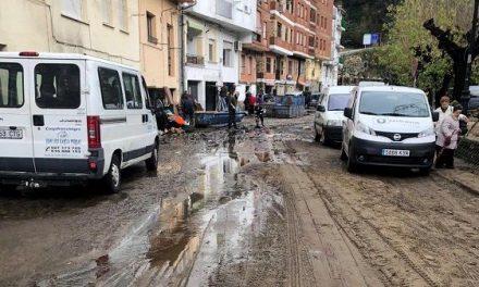 El Grupo Socialista de la Asamblea pide al Gobierno de España medidas para paliar los daños de la borrasca Elsa