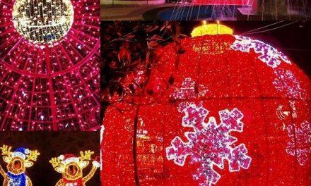 Navalmoral ultima los preparativos para el encendido de las luces de Navidad