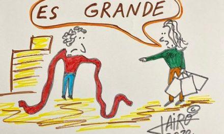 Compras – Las Viñetas de Jairo Jiménez