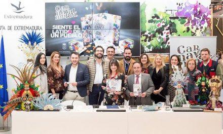 Éxito en la presentación del Carnavalmoral en Fitur 2020. GALERÍA DE FOTOS